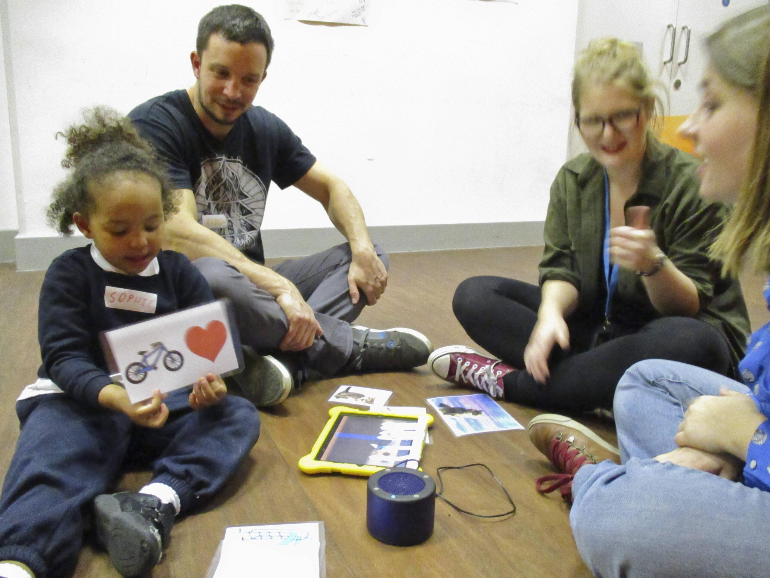Musical Beacons workshop Bristol